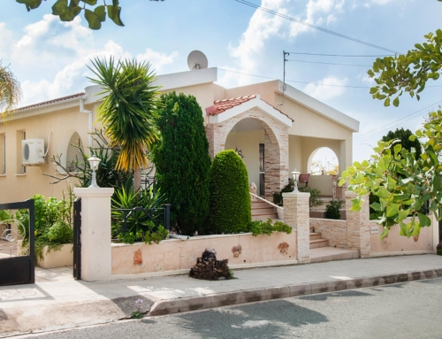 Featured Property: Peyia PLUS Villa
