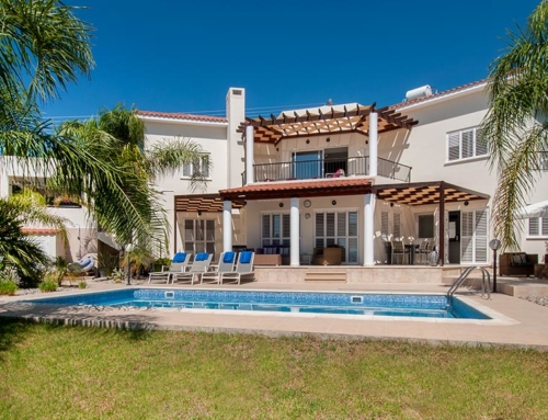 Featured Property: Peyia ELEGANT Boutique Villa