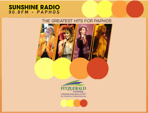 Newsletter September 2019: SUNSHINE RADIO LIVE AT FITZGERALD'S